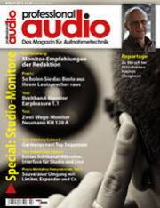 prof. audio 04/2011