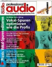 aus Magazin: prof. audio 09/11