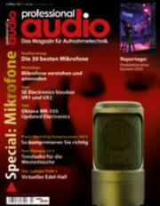 prof. audio 03/2011