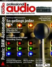 aus Magazin: prof. audio 11/11