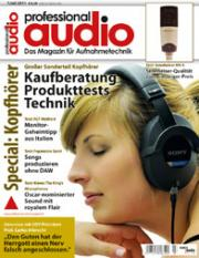 prof. audio 07/2011